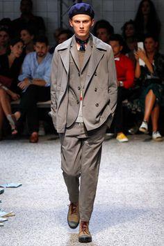 #AntonioMarras #Collection #Spring #Menswear #2016 #Fashion