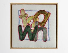 Anne Biss is a contemporary textiles artist. Hand embroidered, books, maps, calligraphy, letters, boxes, and wall pieces. Stitched textiles. Member of the Society of Designer Craftsmen - gallery