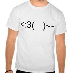 Rat Computer Symbol T-shirts
