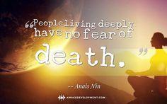 Living Deeply -