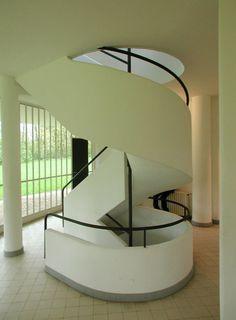 Staircase, Le Corbusier