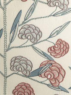 Neisha Crosland for Chelsea Textiles - Jacob's Tree in Cedar