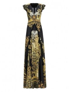 etro long dress 152d1749052160001 31,   100% SILK  LONG DRESS TAILORED FIT WITH FLARED SKIRT CAP SLEEVES FULLY LINED PRINTED FABRIC PRODUCT CODE: 152D1749052160001 € 1.550,50