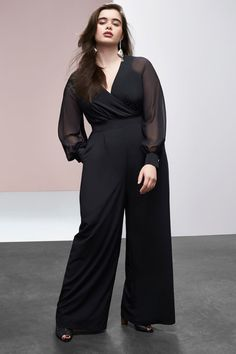 First Look: Prabal Gurung x Lane Bryant Spring 2017 Collection (The Curvy Fashionista) Curvy Fashion, Plus Size Fashion, Gothic Fashion, Plus Size Dresses, Plus Size Outfits, Mini Dresses, Ball Dresses, Plus Size Looks, Cocktail Wear