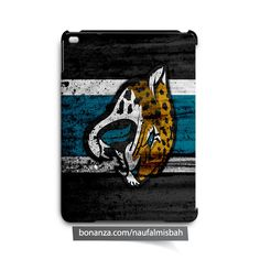 Jacksonville Jaguars Paints iPad Air Mini 2 3 4 Case Cover
