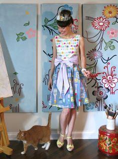 art teacher dress