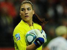 USA Women's Soccer's Hope Solo - FUNK GUMBO RADIO: http://www.live365.com/stations/sirhobson and https://www.funkgumbo.com