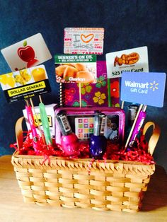 College Gift Card Bouquet