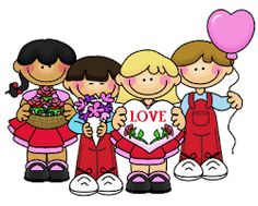 happy valentine's day for kids - Buscar con Google