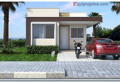 Facade House, Ideas Para, House Plans, New Homes, Studio, Architecture, Outdoor Decor, Gabriel, Coloring