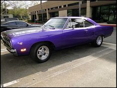 S70 1970 Plymouth Road Runner  440 Six Pack, 4-Speed Photo 9