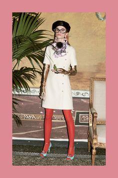 Fashion| Gucci Pre-Fall 2016 | http://www.theglampepper.com/2015/12/11/fashion-gucci-pre-fall-2016/
