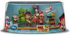 Jake and The Neverland Pirates Figurines | eBay