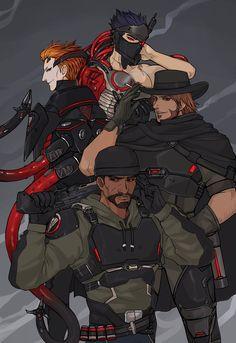Overwatch Blackwatch