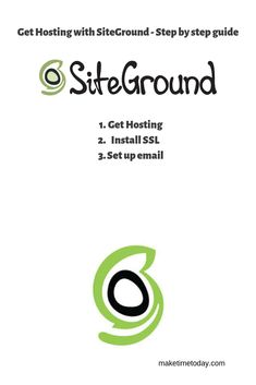 Get hosting with SiteGround Step by Step Guide - Best Web Hosting - Choose the best web hosting for better uptime and stability. Cheap Hosting, Site Hosting, Business Website, Online Business, Ecommerce Solutions, Web Design Company, Web Application, Best Web, Step Guide