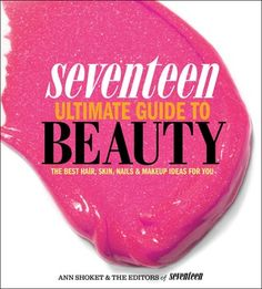 When it comes to teen beauty advice, no brand is more trusted than Seventeen, the #1 best-selling monthly teen magazine. Seventeen Ultimate Guide to Beauty is a girl's handbook to celebrating her natural beauty. It's packed with clear, customized service that helps make the most of her skin tone, her face shape, her hair texture, and her style! Each chapter is filled with detailed how-tos, amazing inspiration, and awesome advice from Seventeen's editors and the Beauty Smarties...