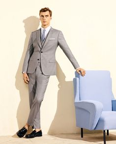 Very nice summer suit