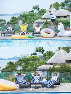 BTS in Coron, Palawan, Philippines last May for their Summer Package 2017 ~ Bts Summer Package, Bts Bon Voyage, Vocaloid, Wattpad, Foto Jimin, Bts Aesthetic Pictures, About Bts, Album, Bts Lockscreen
