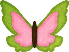 Osos, Botones, Mariposas, Flores Png Manualidades Para Para Chicos