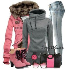 love this whole out fit :) <3 id rock it!