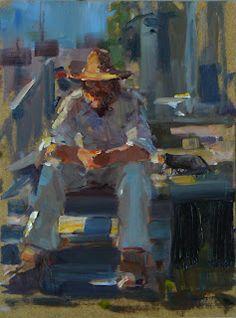 Jim McVicker Paintings: 2011-06-12