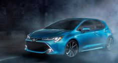 Watch Out Ford Focus And Volkswagen Golf Fans - Toyota Has A New Corolla Hatchback Heading To The New York Auto Show @ Top Speed Toyota Corolla Hatchback, Toyota Camry, Toyota Supra, Toyota Auris, Honda Civic Type R, Aichi, General Motors, New Corolla, Automobile