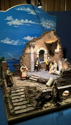 1 million+ Stunning Free Images to Use Anywhere Christmas Village Display, Christmas Nativity Scene, Christmas Villages, Nativity Scenes, All Things Christmas, Christmas Diy, Christmas Decorations, Set Design Theatre, Architectural Sculpture
