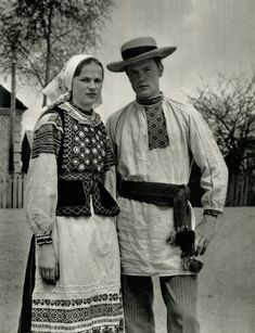 Belarussian National Costume (Беларускі Нацыянальны Касцюм) - 9 page views remaining today Traditional Fashion, Traditional Dresses, Folk Costume, Costumes, Republic Of Belarus, Russian Culture, Russian Folk, Folk Fashion, People Of The World
