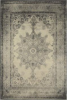 Oriental Weavers Richmond 1333y Ivory Grey Area Rug Incredible Rugs And Decor