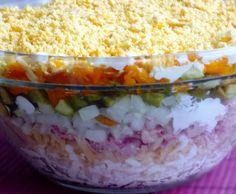 Salatka z mieskiem gulaszowym