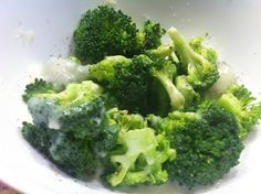 Niki Cooks for Interstitial Cystitis: Cheesey Broccoli
