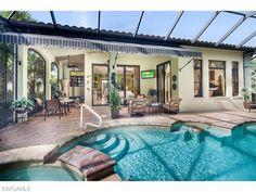 Naples, FL pool home