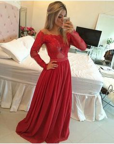 Prom Dresses,lace Prom Dresses, 2017 Prom Dresses,off the