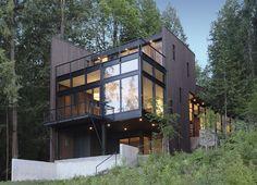 Glass house 87