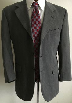 Fabric Type  Pure New Wool. This jacket is very lightly used and still in  Great shape. This jacket looks like it was worn once and is in Like New  condition. 9e44d30de