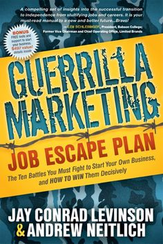 Escape your job - start a business