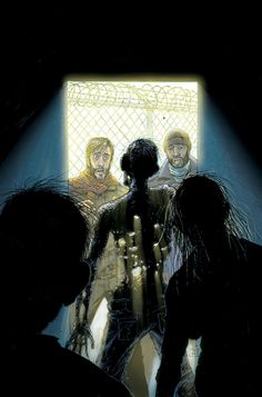 THE WALKING DEAD COMIC #13