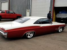 1965 CHEVROLET IMPALA SUPER SPORT ...beautiful car with some beautiful paint!