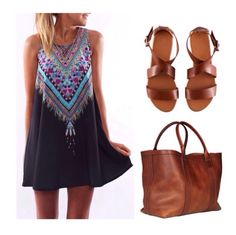 Lindo Outfit para Verano.