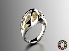 Easter eggs collection ring sets 6-7 hollow 0140 Easter Eggs, 3d Printing, Rings For Men, Wedding Rings, Engagement Rings, Model, Collection, Jewelry, Hands