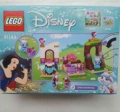 LEGO 41143 Disney Princess Berry's Kitchen NEW Whisker Haven Palace Pets 61pc