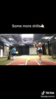 Softball Quotes, Softball Stuff, Girls Softball, Baseball Mom, Hitting Drills Softball, Softball Workouts, Softball Coach, Fastpitch Softball, Softball Equipment
