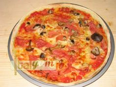 Home made pizza using fresh yeast dough | Pizza recipes WebPhoto 2