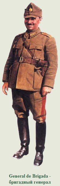 Esercito Romeno - Generale di Brigata