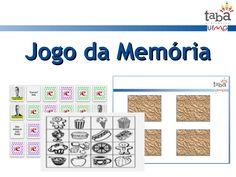 Oficina jogo da memória by JessicaPerugini via slideshare