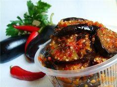 9 потрясающих салатиков из баклкжан