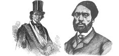 The Great Escape From Slavery of Ellen and William Craft -- Passing as a white man traveling with his servant, two slaves fled their masters in a thrilling tale of deception and intrigue. African American Weddings, African American History, The Great Escape, African Diaspora, Indian Hairstyles, Prom Hairstyles, American Revolution, American Civil War