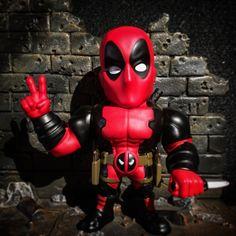 Deadpool Metals Die Cast, Diecast, Deadpool, Superhero, Fictional Characters, Art, Superheroes, Kunst, Fantasy Characters