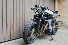 Suzuki GSF600 Racer - Jamie Noss - Google+