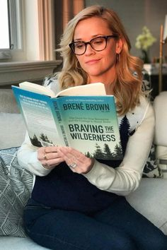 26 Books on Reese Witherspoon's Must-Read List | From nail-biting thrillers to how-to guides, see which page-turners she can't put down